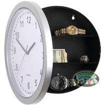 Caja Fuerte De Seguridad Camuflada Como Reloj D Pared Adir!!