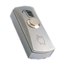 Boton Liberador De Puerta De Aluminio Con Caja Integrada Par