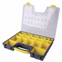 Caja Portaherramientas Plástica Organizadora 16.5 Surtek
