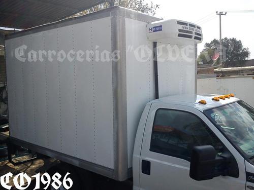 Cajas Refrigeradas Para 31/2 Con Equipo De Congelacion -18
