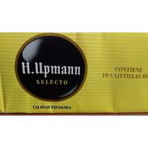 10 Cajetillas De 20 Cigarros Cada Una H Upmann Selecto
