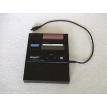 Impresora Sharp Ce-50p Vintage