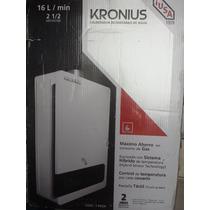 Remato Calentador Nuevo Kronius 5,600 100% Digital