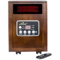 Calefactor Calentador Gabiete Madera Control Remoto Pm0