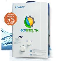 Boiler Calentador De Paso Instantaneo 5 Lt 1.5 Baño Ecomaqmx