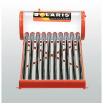 Calentador Solar Solaris 15 Tubos A Galvanizado Envio Gratis