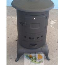 Calentador De Leña Diseño Menonita Cn03 Gratis Rompe Viento