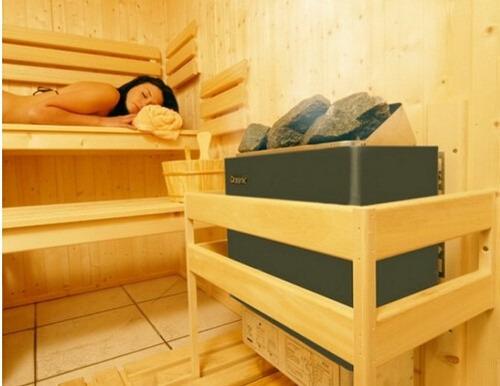 Calentador 9kw generador calor para cuarto de sauna - Calentador para sauna ...