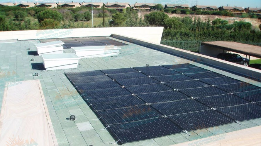 calentador solar para alberca oku hecho en alemania