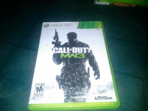 Call Of Duty Mw3 , Seminuevo