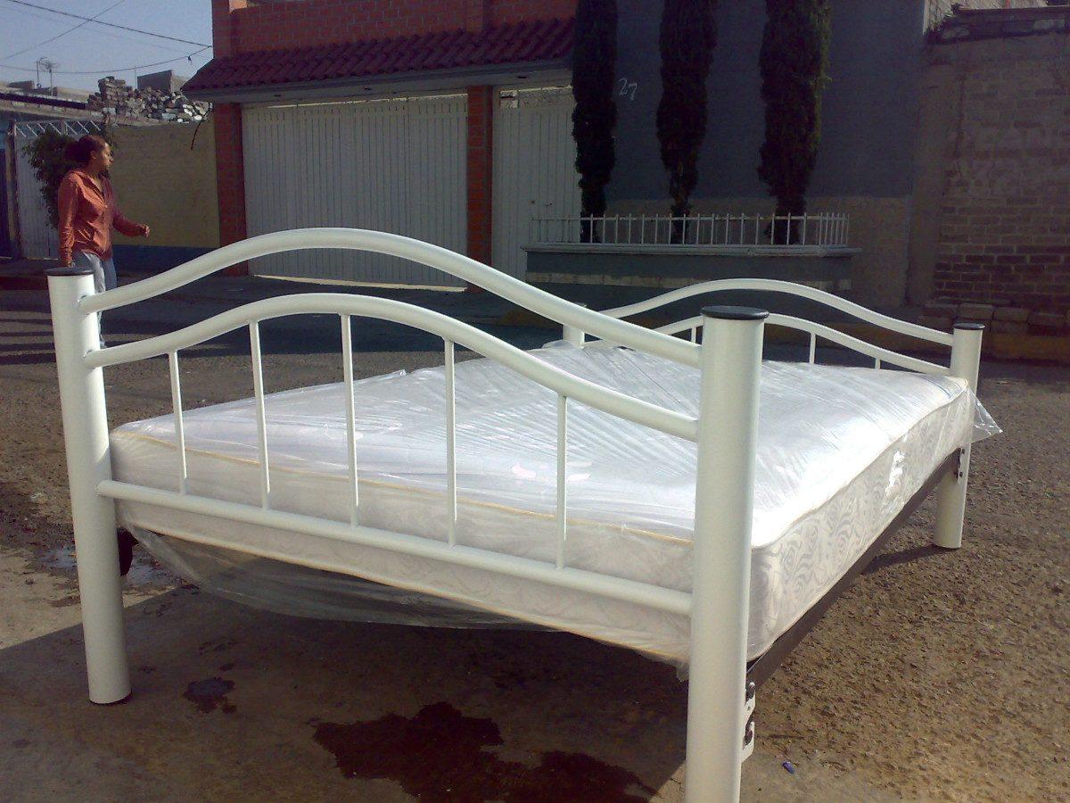 cama matrimonial somos fabricantes precios bajos 1 099
