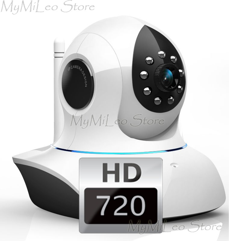 Camara ip wifi 720p hd android iphone dvr vigilancia daa - Camara de vigilancia ip wifi ...