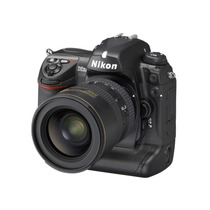 Nikon D2x 12.4 Mp Slr Camara Digital Solo Cuerpo D-2x