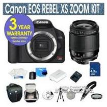 Canon Eos Rebel Xs 10.1 Mp Incluye Un Kit