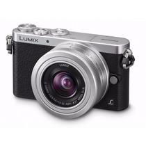 Dmc-gm1ks Mirrorless Digital Camera With 12-32mm Color Plata