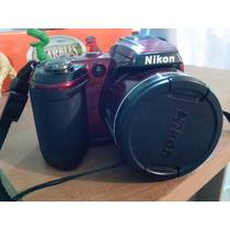 Nikon L120 Camara Semiprofesional 14.1 Mp, 21x Zoom