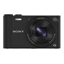Camara Sony Wx350 Negra +16gb