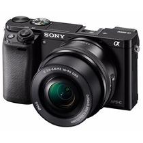 Sony Alpha A6000+16-50 24mpx