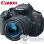 Canon Eos Rebel T5i Con Lente 18-55mm