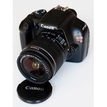 Canon T3 En Excelentes Condiciones, Con Lente 18-55.