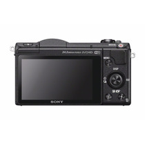 Sony A5100 Mirrorless Digital Camera Body Only Color Negra
