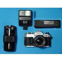 Camara Canon Ae1 (35mm)