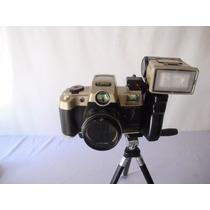 Camara Antigua Canon Con Flash