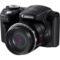 Canon Powershot Sx500 Is 16mp Camara Digital Sx-500 30x