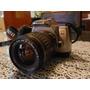 Camara Profesional Canon Reflex Eos Rebel K2 Flash Integrad