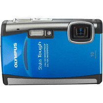 Olympus Stylus Tough-6000 10mp Impermeable Camara Digital