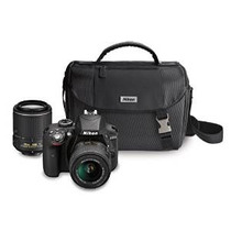 Nikon D3300 Kit De Formato Dx Dslr W / 18-55mm Dx Vr Ii Y 55