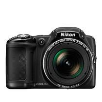 Camara Nikon Coolpix L830 16mp 34x Full Hd Negro Superprecio