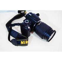 Nikon D5000, Buen Estado , Con Maletin +memoria