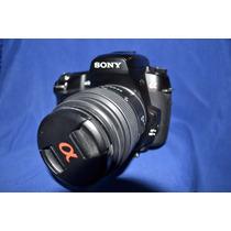 Camara Fotografica Profesional Sony Alpha A500