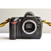 Camara Nikon D 70s En Muy Buenas Condiciones