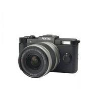 Kit De Pentax Q Negro W / 02 Zoom Estándar