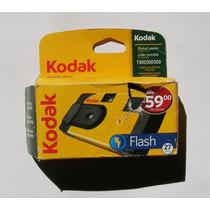 Camara Fotografica Kodak Flash De Un Solo Uso 2009