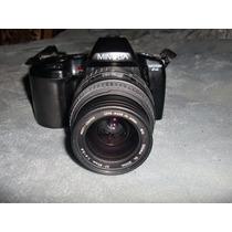 Camara Fotografica Completa Reflex 35 Mm Minolta Maxxum 2xi