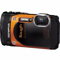 Olympus Stylus Tough Tg-860 16mp Camara Digital
