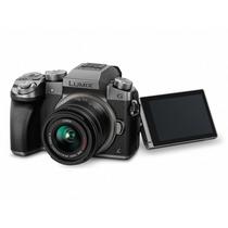 Panasonic Lumix Dmc-g7ks Dslm Mirrorless 4k Camera, 14-42 Mm