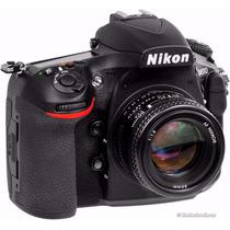 Nikon D810 Fx-format Digital Slr Camara Body Color Negro