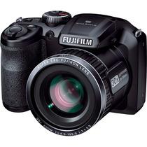 Cámara Fujifilm Finepix S4830 16mp Zoom 30x Hd Envio Gratis