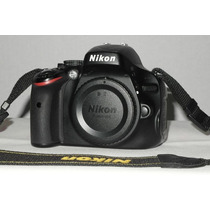 Kit Camara Reflex Nikon D5100 16.2mp + Lente 18-55