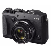 Fujifilm X30 Camara Digital 3.0 Lcd 12mp Negra
