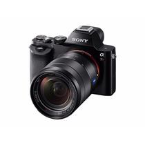 Sony A7r Full-frame Mirrorless Digital Camera - Color Negra