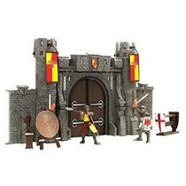 Toy Major El Reino De Caballero Castillo Playset