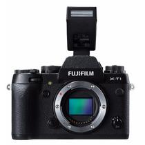 Fujifilm X-t1 16 Mp Mirrorless Digital Camera Color Negra
