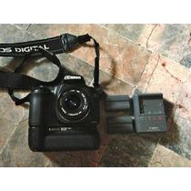 Camara Canon Eos 20d Con Grip