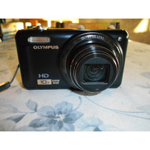 Camara Digital Hd Olympus Negra 14 Megapixeles