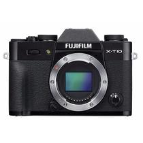 Cámara Fujifilm X-t10 (sólo Cuerpo) Envío Gratis!